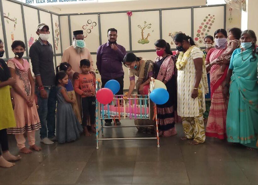 Naming ceremony for APSARA